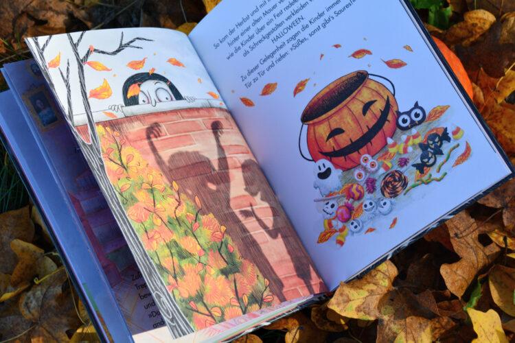 Mortina Halloween Kinderbuch