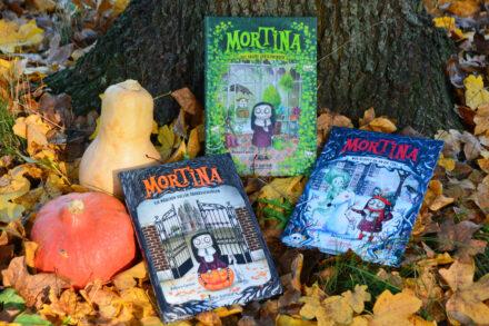 Mortina: Ein Zombie-Mädchen voller Überraschungen! + Gewinnspiel