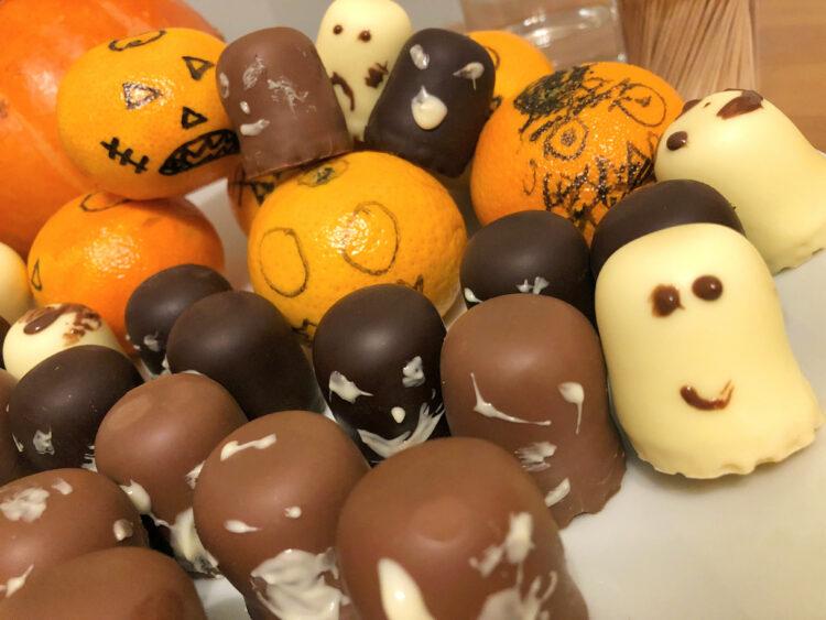 Halloween Kinder Familie Snacks