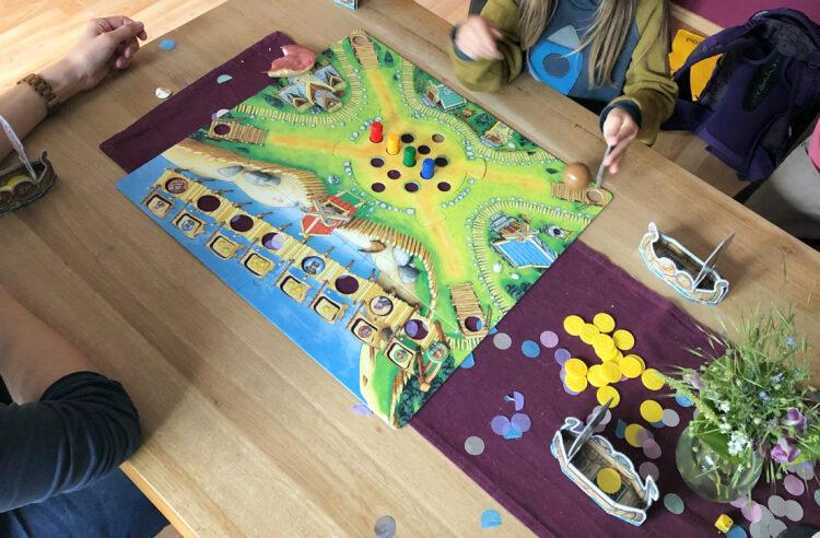 Kinderspiel Im Tal der Wikinger