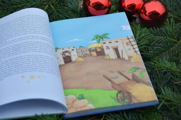 Christliches Adventskalenderbuch 24 Kapitel