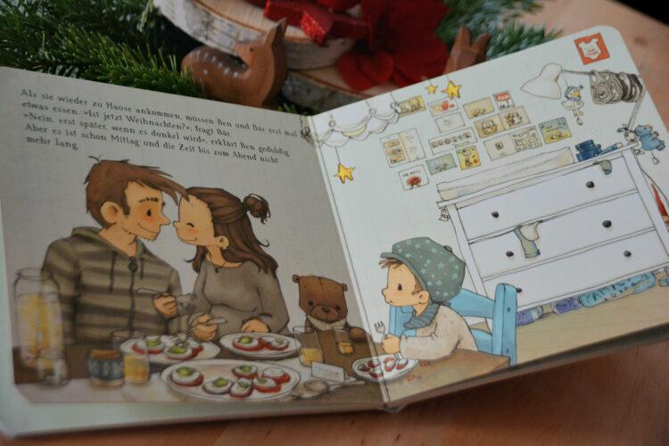 Ben und Bär Alltagsgeschichten für die Kleinsten