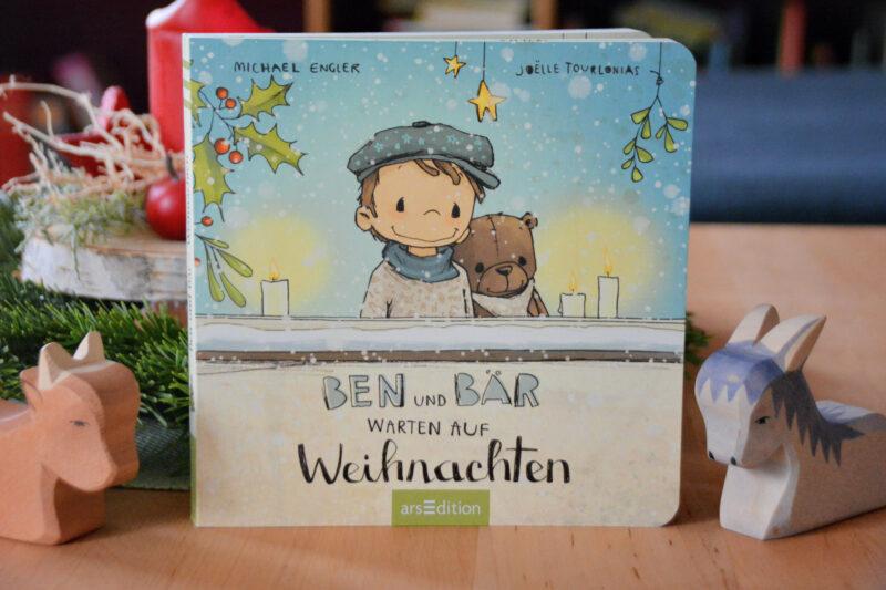 Ben und Bär warten auf Weihnachten – und wir warten mit! + Verlosung