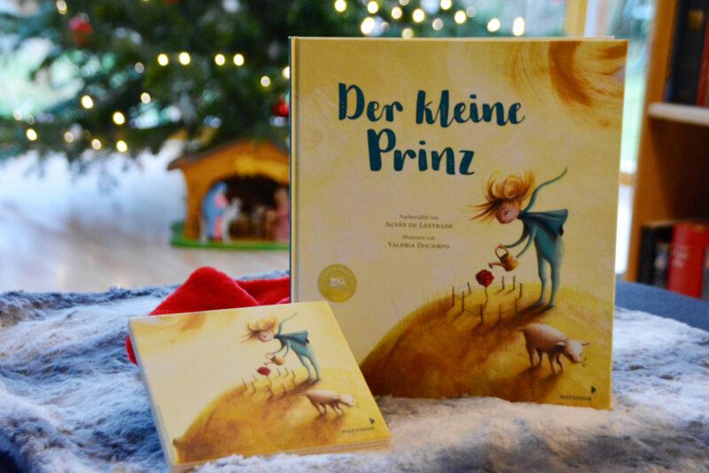 Der kleine Prinz: Die beste poetische Reise meines Lebens + Gewinnspiel