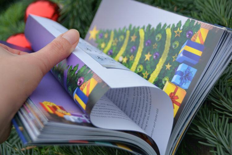 Exit - Das Buch: Die finstere Weihnacht
