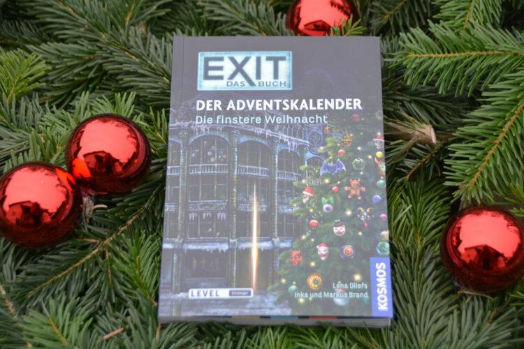 Exit Das Buch Der Adventskalender