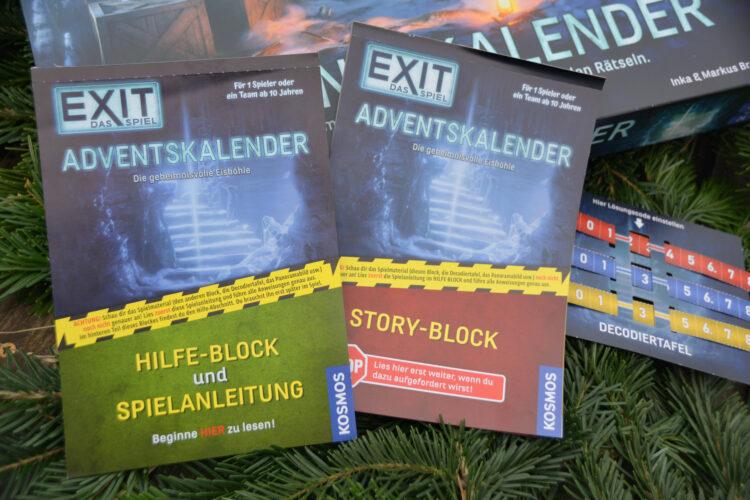 Exit - Das Spiel Adventskalender 2020