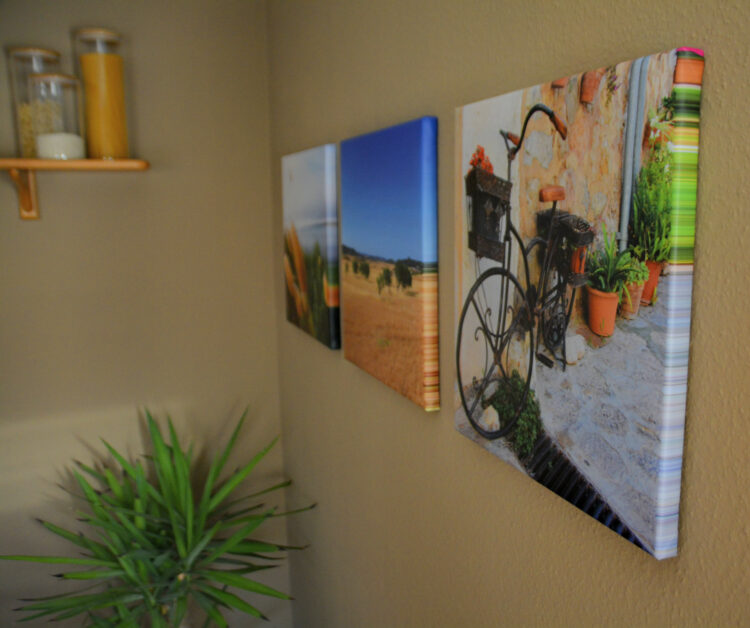 MEINFOTO Fotoleinwand Fotoprodukte