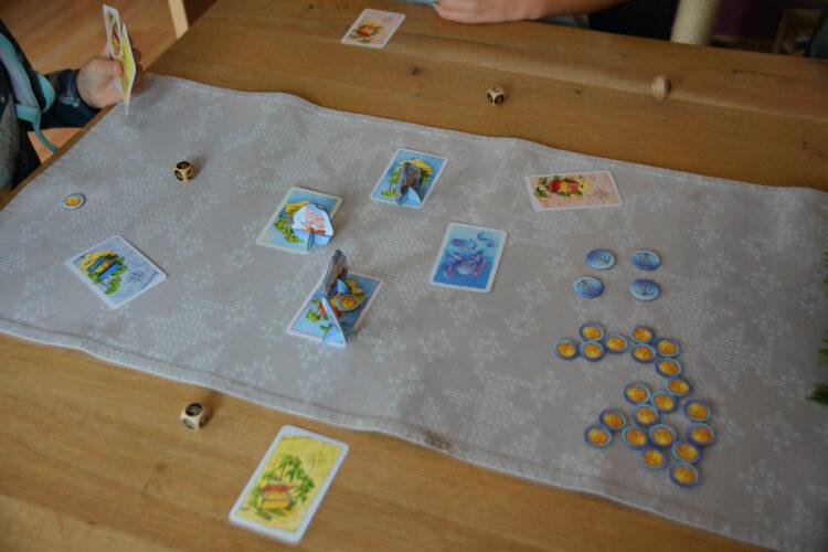 Kanonen und Dublonen Familie Gesellschaftsspiel