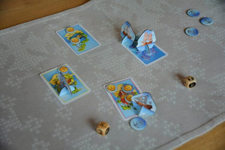 Kanonen und Dublonen Kinder Familienspiel