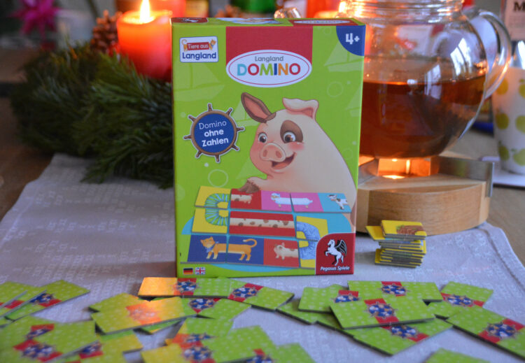 Langland Domino Kinderspiel