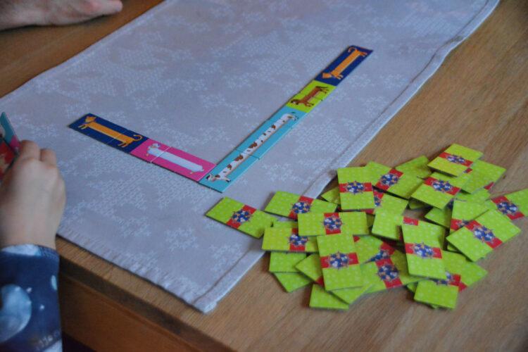 Langland Domino Familienspiel
