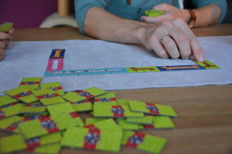 Langland Domino Familie Gesellschaftsspiel