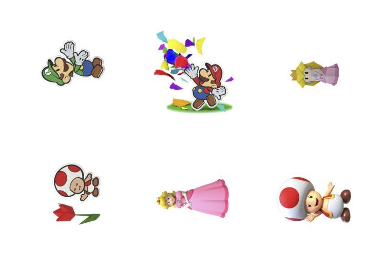 Paper Mario Memory