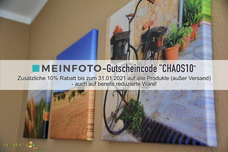 MEINFOTO Gutscheincode Rabattcode