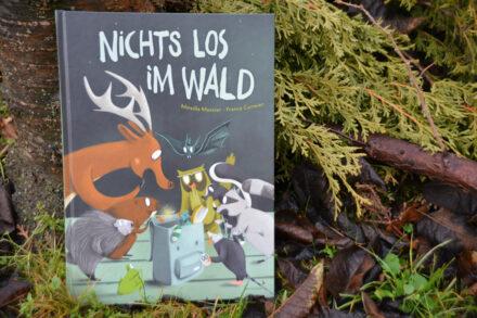 Nichts los im Wald – Oder doch? Das tierische Leben bei Nacht! + Gewinnspiel