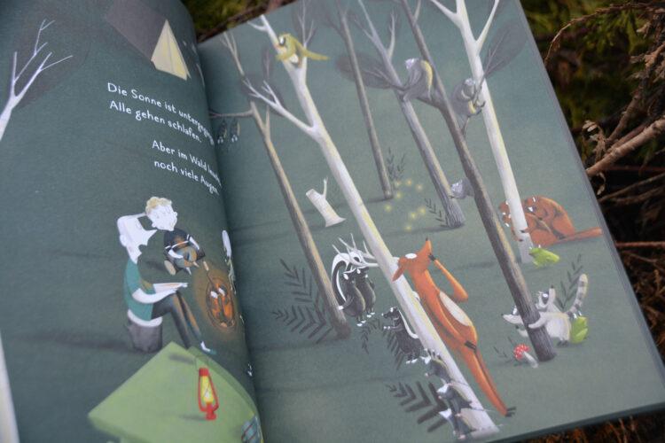 Nichts los im Wald Bilderbuch