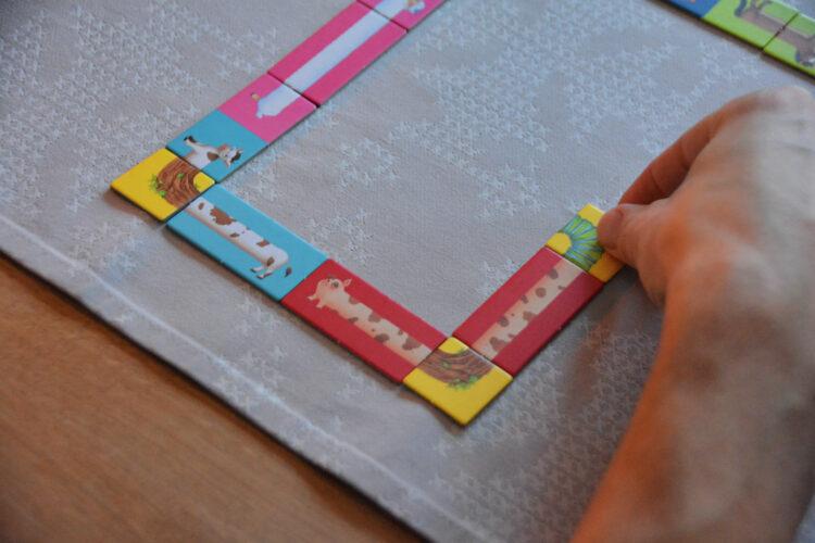 Langland Domino Kinder Gesellschaftsspiel
