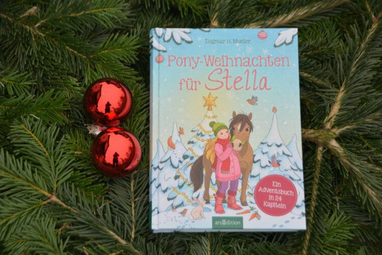 Adventskalender Pony-Weihnachten für Stella