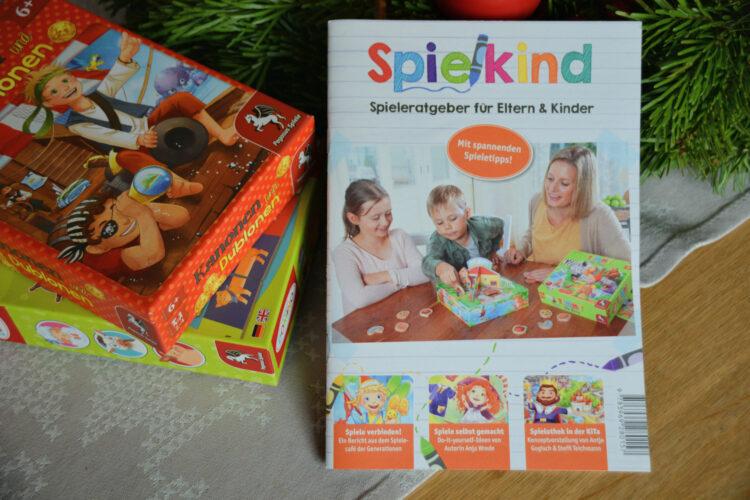 Spielkind Spieleratgeber für Eltern und Kinder
