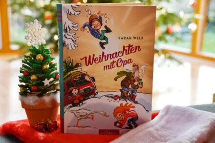 Weihnachten mit Opa: Das wohl schrägste Weihnachtsfest + Gewinnspiel