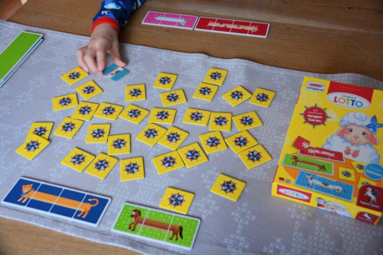 Langland Lotto Memory