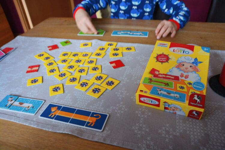 Kindergarten Spiel