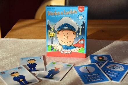 Rinks & Lechts: Links und rechts – ein Kinderspiel! + Gewinnspiel