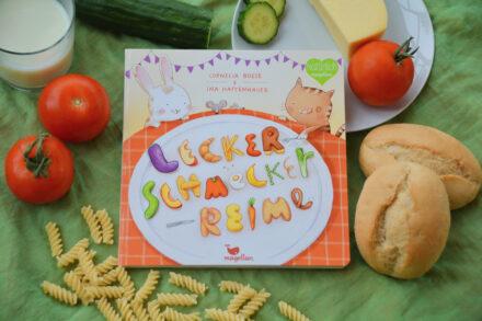 Lecker-Schmecker-Reime: Schmackhafte Reime mit Spaß!