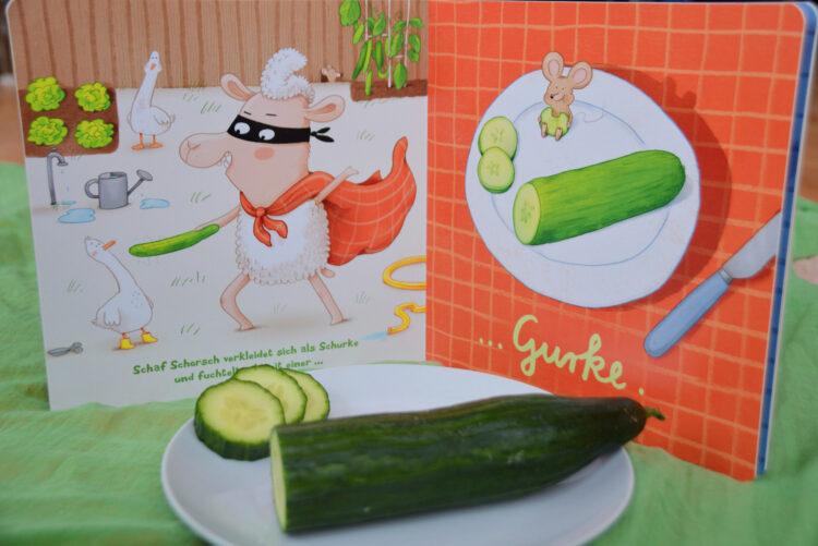 Reime Gemüse Gurke