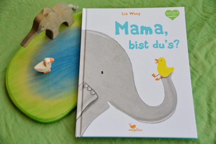 Mama, bist du´s?