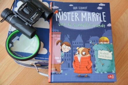 Mister Marple und die Schnüfflerbande – Wo steckt Dackel Bruno?