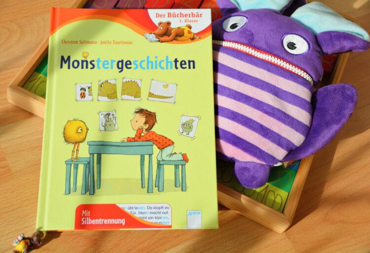 Monstergeschichten Erstleser Gewinnspiel
