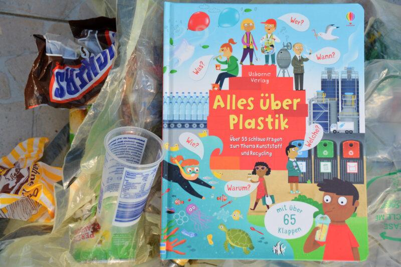 Alles über Plastik – Über 55 schlaue Fragen zum Thema Kunststoff und Recycling