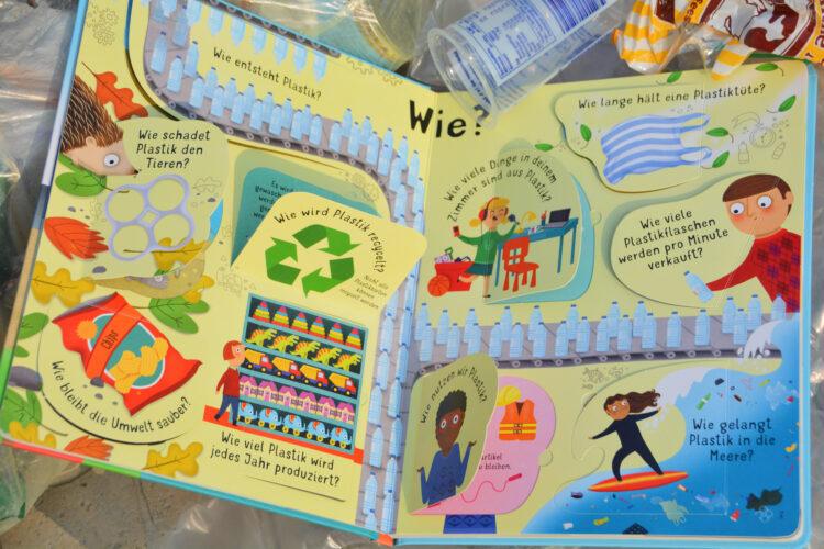 Kindersachbuch Plastik Kunststoff
