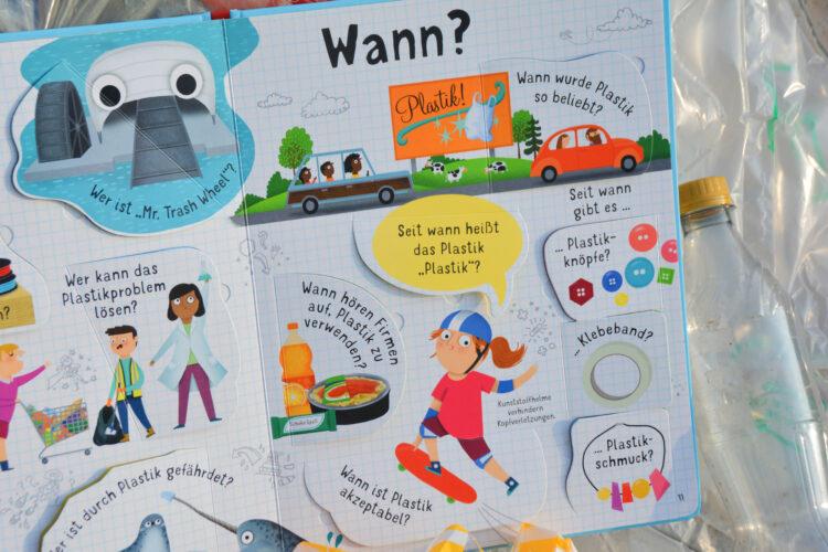 Plastik Kunststoff Kinderbuch