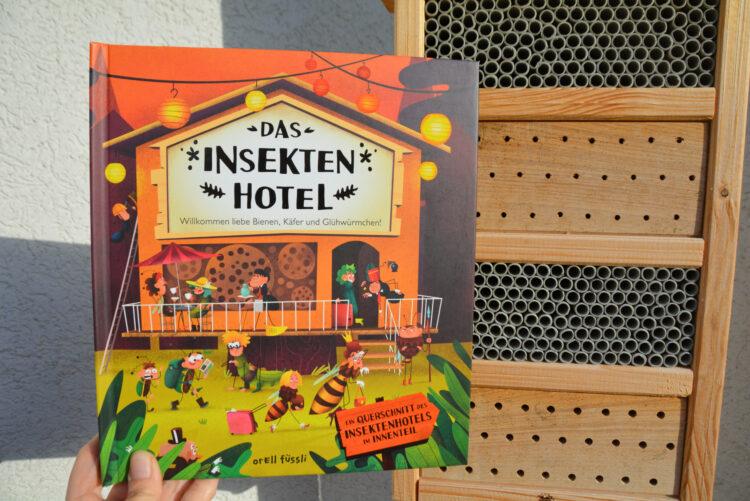 Das Insektenhotel Bilderbuch