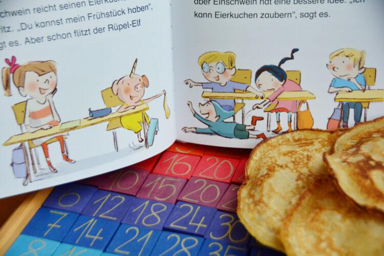 Rüpel-Elf klaut Essen