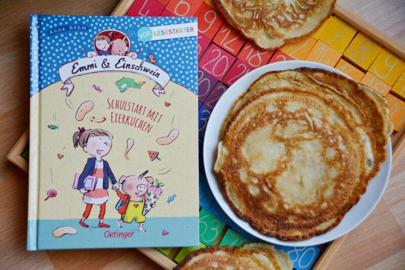 Vor-Lesestarter: Emmi & Einschwein – Schulstart mit Eierkuchen