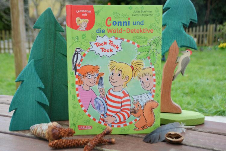 Conni und die Wald-Detektive
