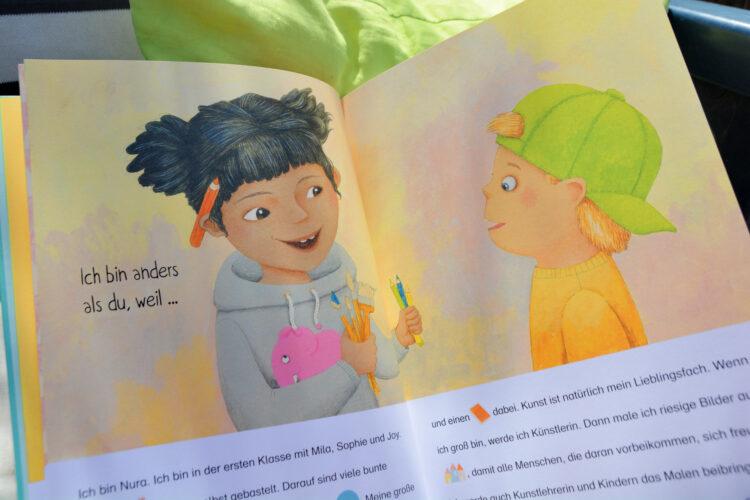 Diversität im Bilderbuch
