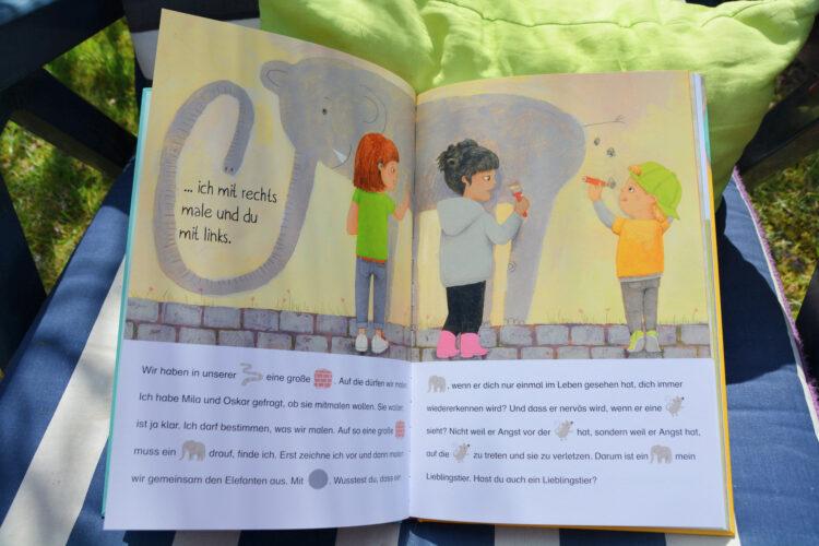 Kinder anders sein Bilderbuch