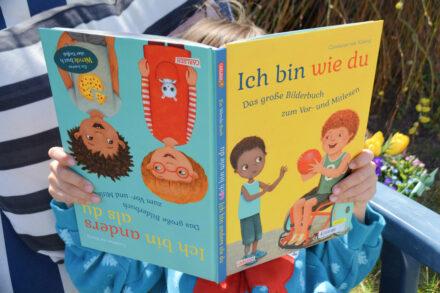 Heute ein Buch!: Ich bin anders als du – Ich bin wie du + Gewinnspiel
