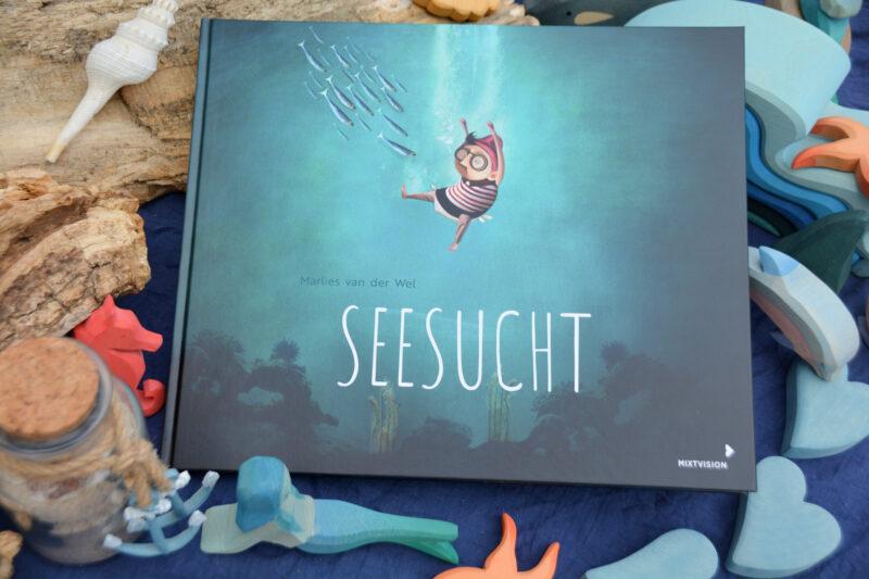 Seesucht von Marlies van der Wel: Großes Meerweh – große Träume + Gewinnspiel