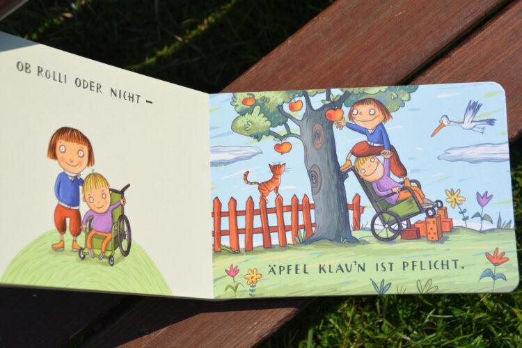Zusammen! diverses Kinderbuch