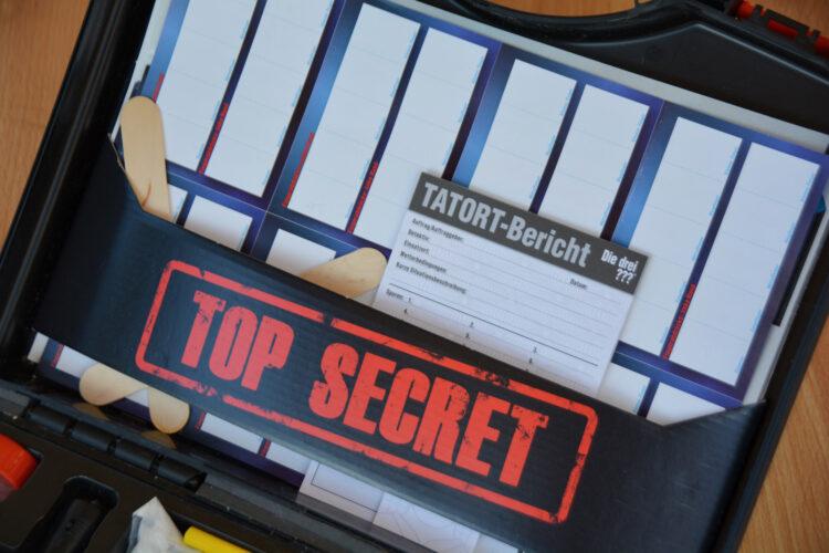 Top Secret Geheimagenten