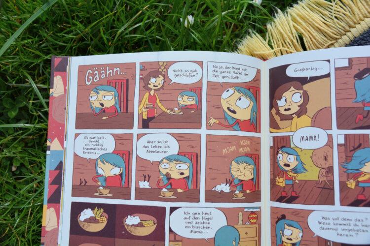 Hilda Abenteurer Kinderbuch