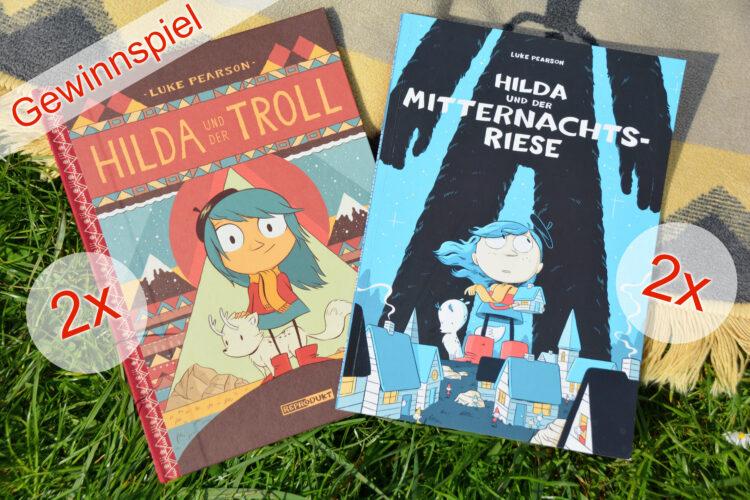 Hilda und der Troll + Hilda und der Mitternachtsriese