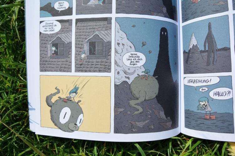 Comics für starke Kinder Mädchen