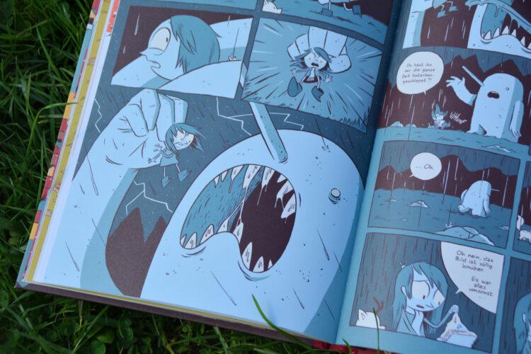 Hilda Steintroll ComicWeek